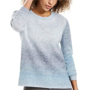 NWT Style & Co Ombre Crewneck Sweater
